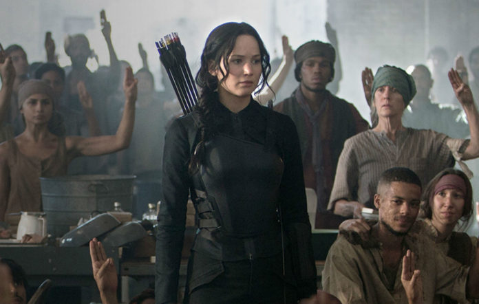'The Hunger Games: Mockingjay Part 1' Film - 2014