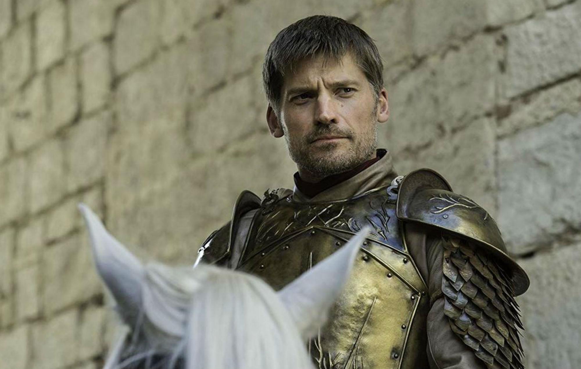 Nikolaj Coster-Waldau as Jaime Lannister in 'Game of Thrones'