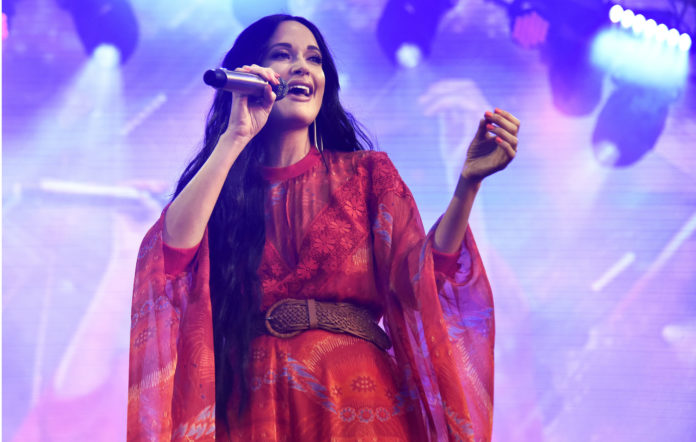 Kacey Musgraves performs during the 2019 Bonnaroo Music & Arts Festival
