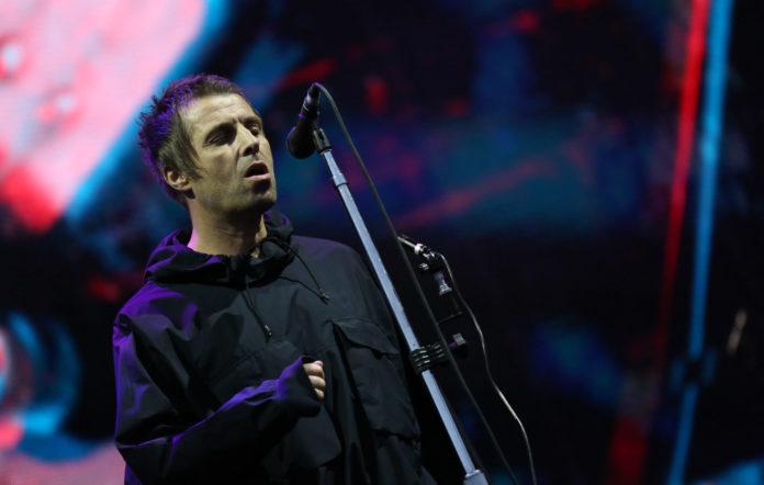 Liam Gallagher November arena tour