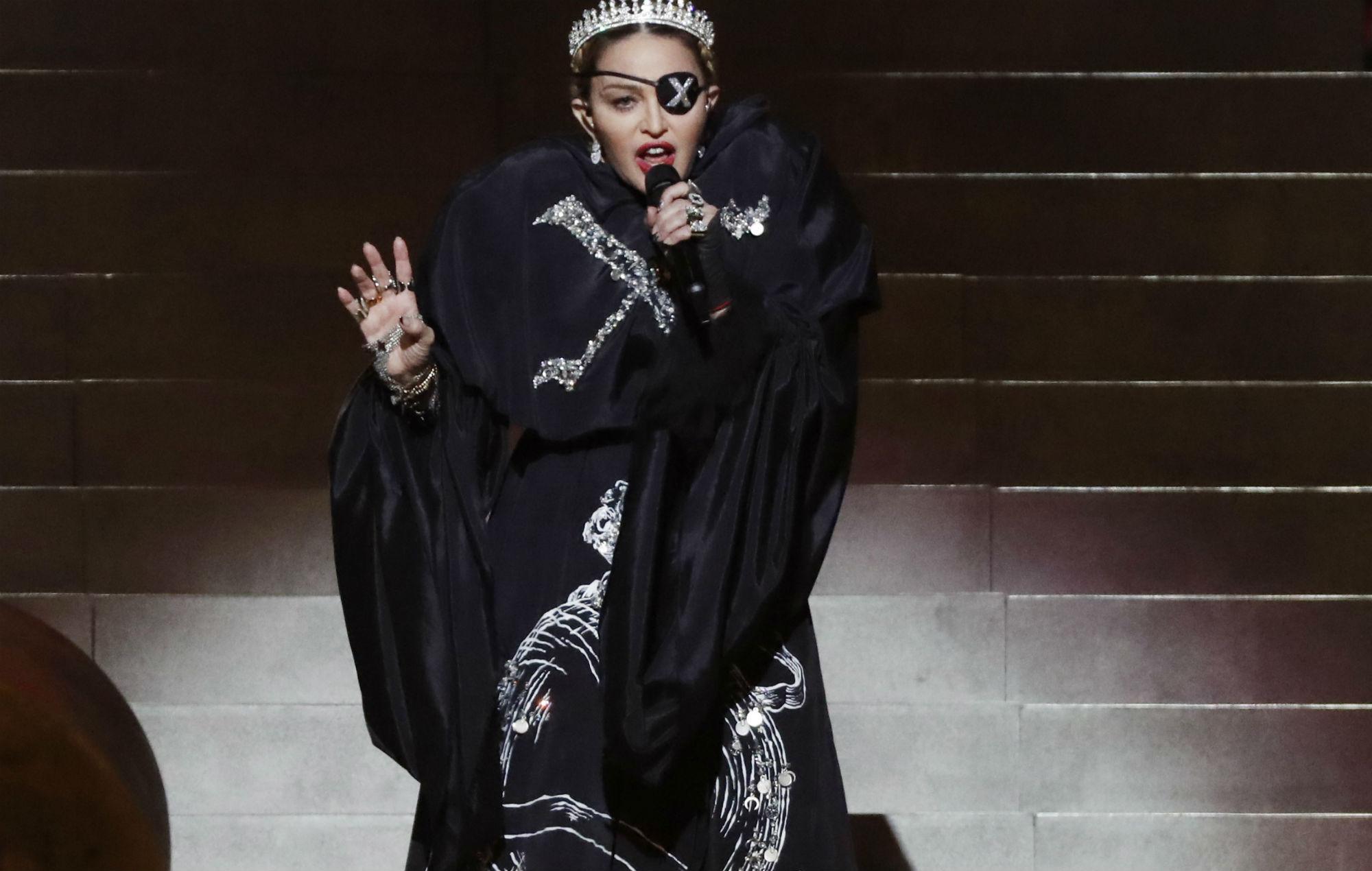 Madonna Dark Ballet Madame X Mykki Blanco