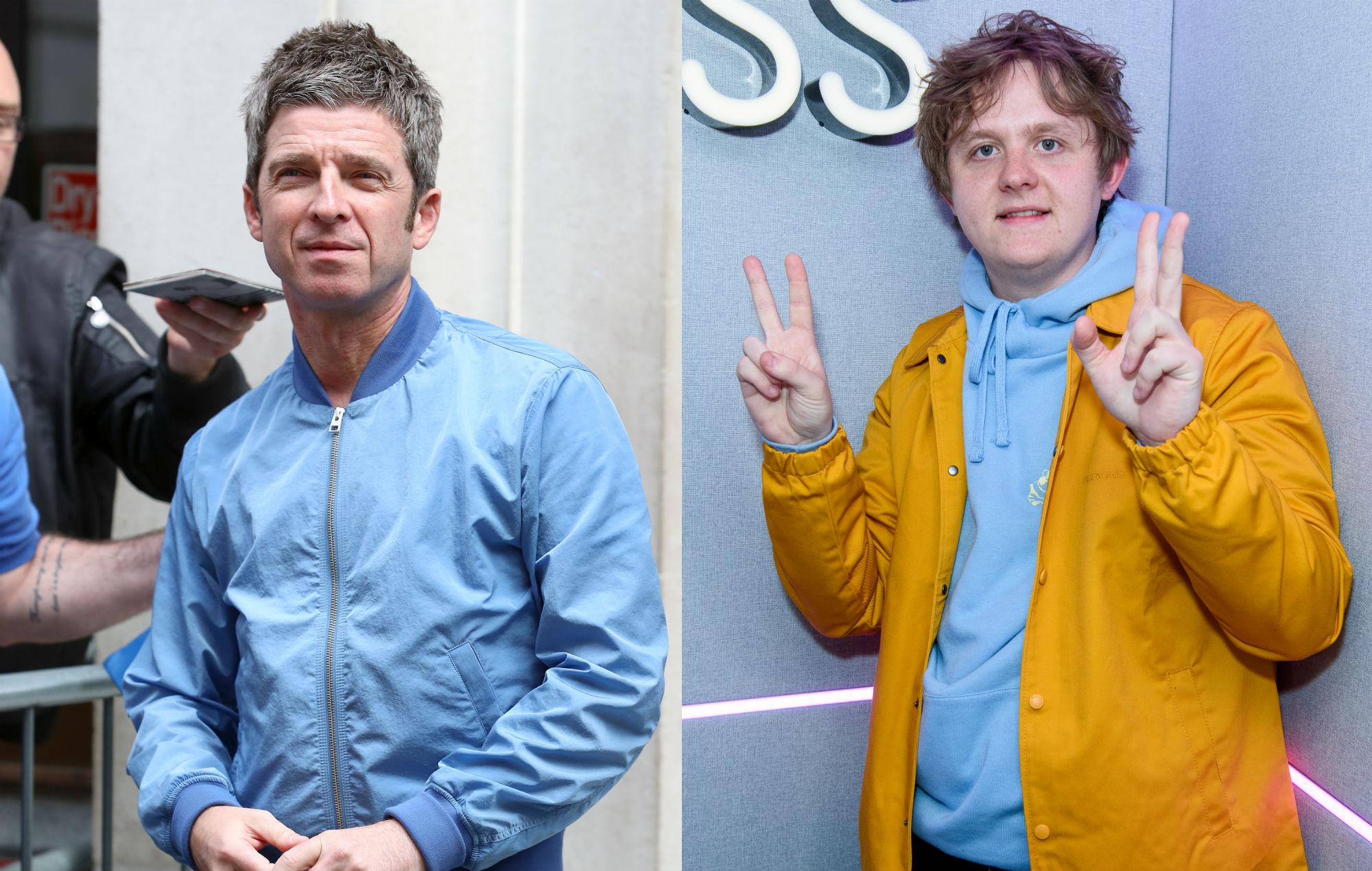 Noel Gallagher / Lewis Capaldi