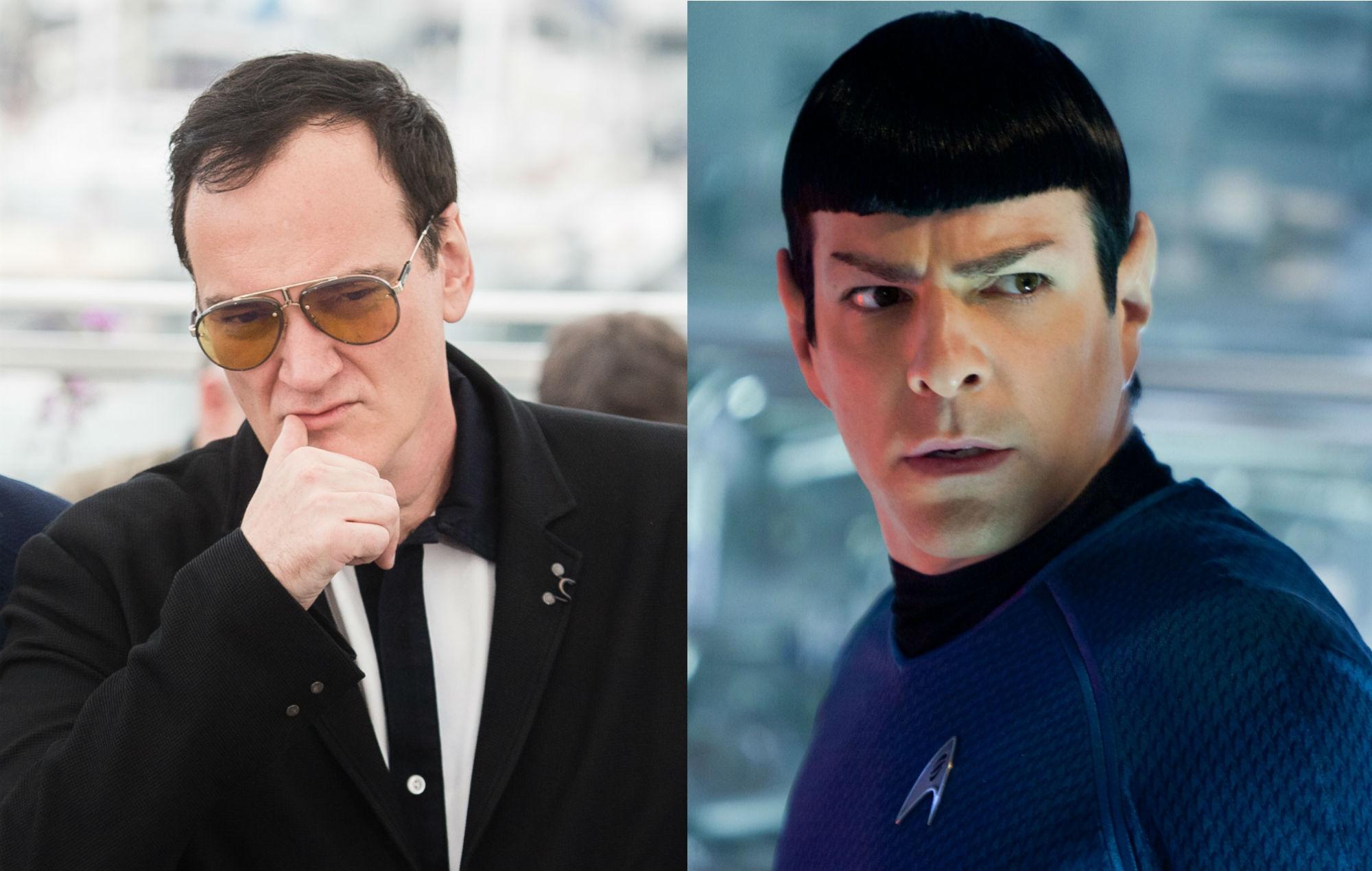 Quentin Tarantino / Star Trek