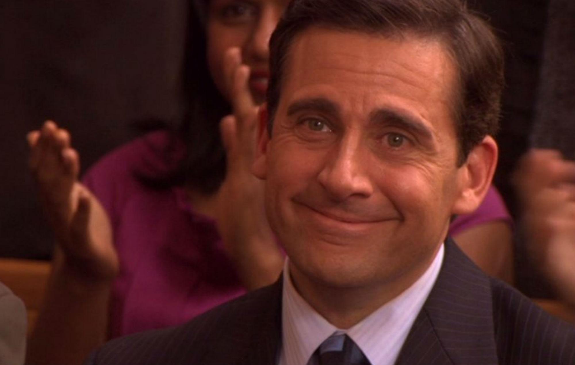 Steve Carell in 'The Office'