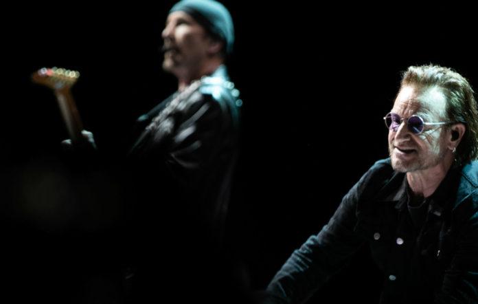 U2 unforgettable fire dismantale atomic bomb