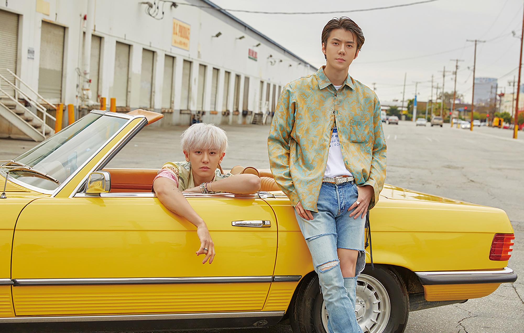 EXO-SC Chanyeol Sehun SM Entertaiment What A Life EP MV