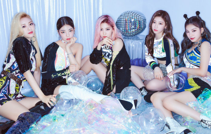 ITZY It'z Icy JYP Entertainment