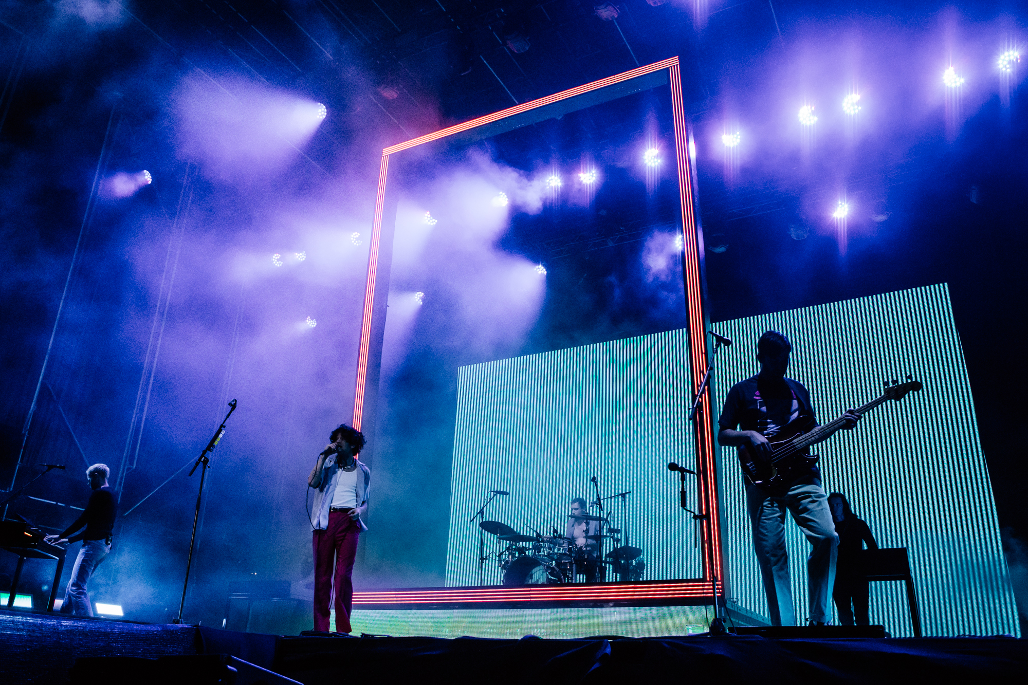 Mad Cool The 1975