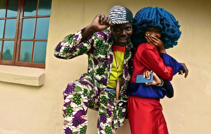 Africa Express' Otim & Moonchild Sanelly