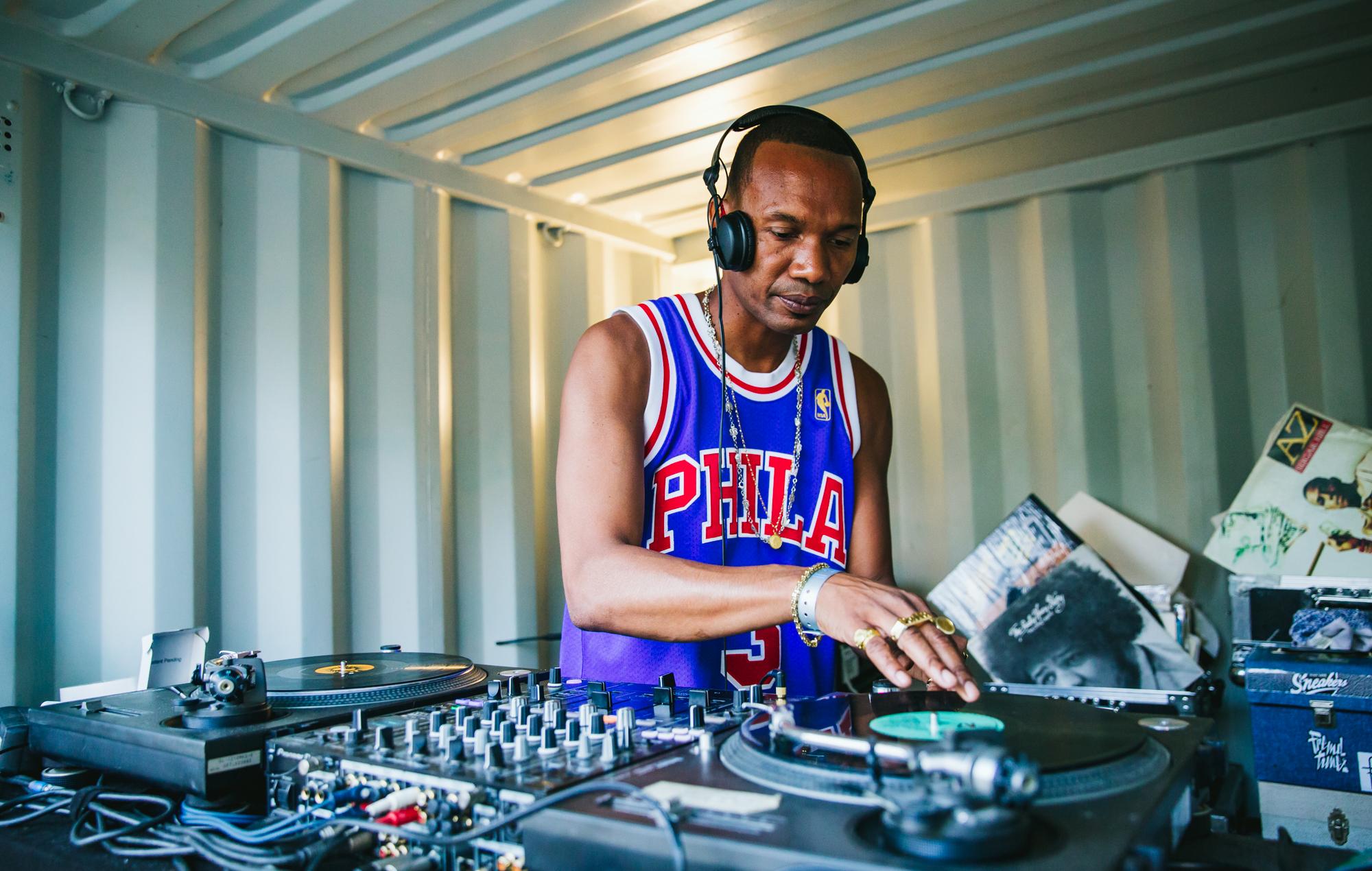 DJ Edson at WOO HAH!