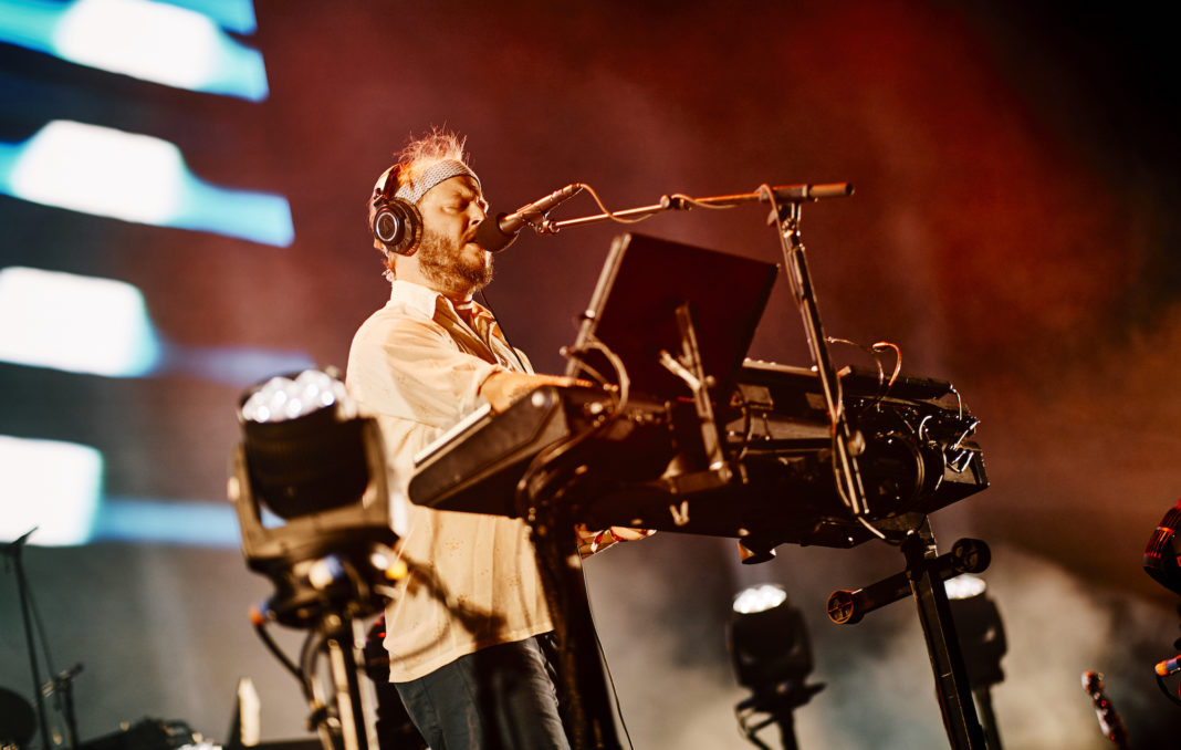 Bon Iver at Mad Cool Festival