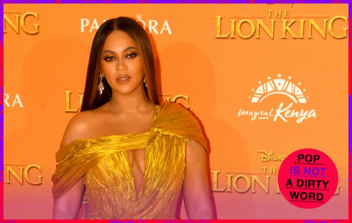 Beyonce Knowles Carter European Lion King Premiere Thinkpiece Disney