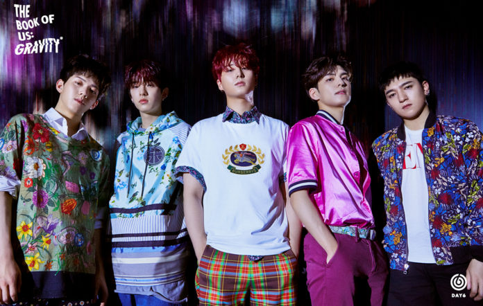 Day6 – 'The Book Of Us: Gravity' EP review