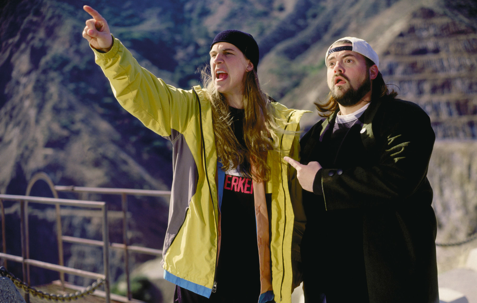 Watch the cameo-heavy first trailer for 'Jay and Silent Bob Reboot'