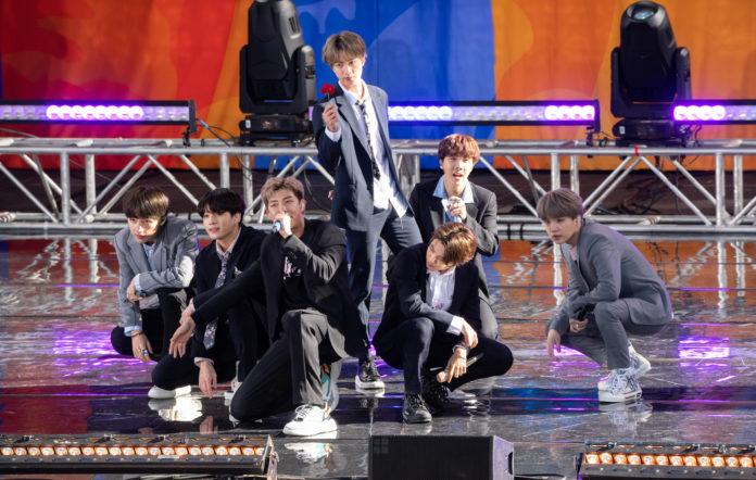 BTS Seoul Love Yourself Speak Yourself tour