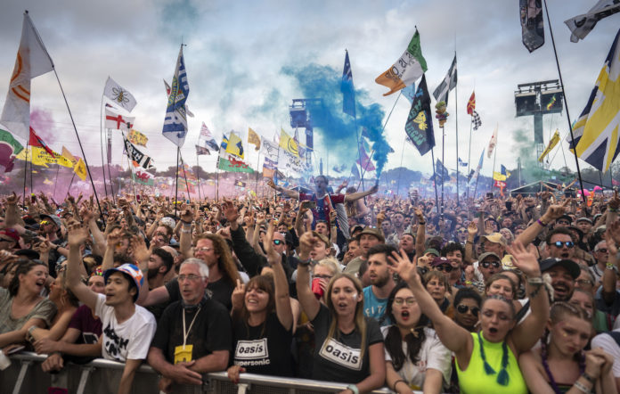 Glastonbury 2019