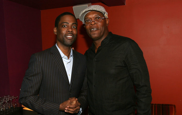 Chris Rock and Samuel L. Jackson