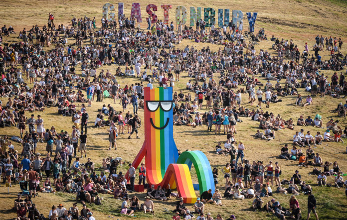 The story of Glastonbury 2019 in photos