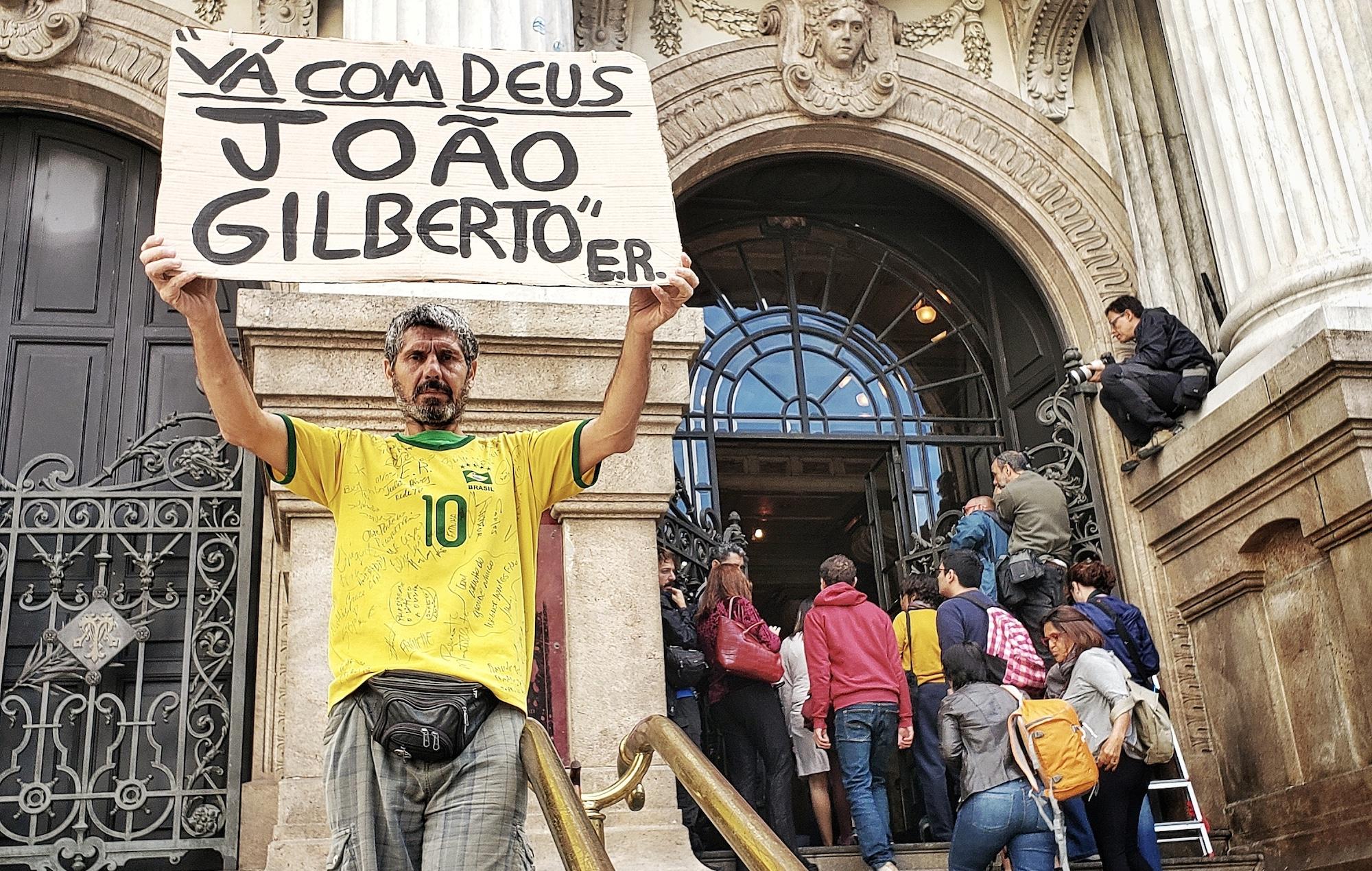 Joao Gilberto funeral