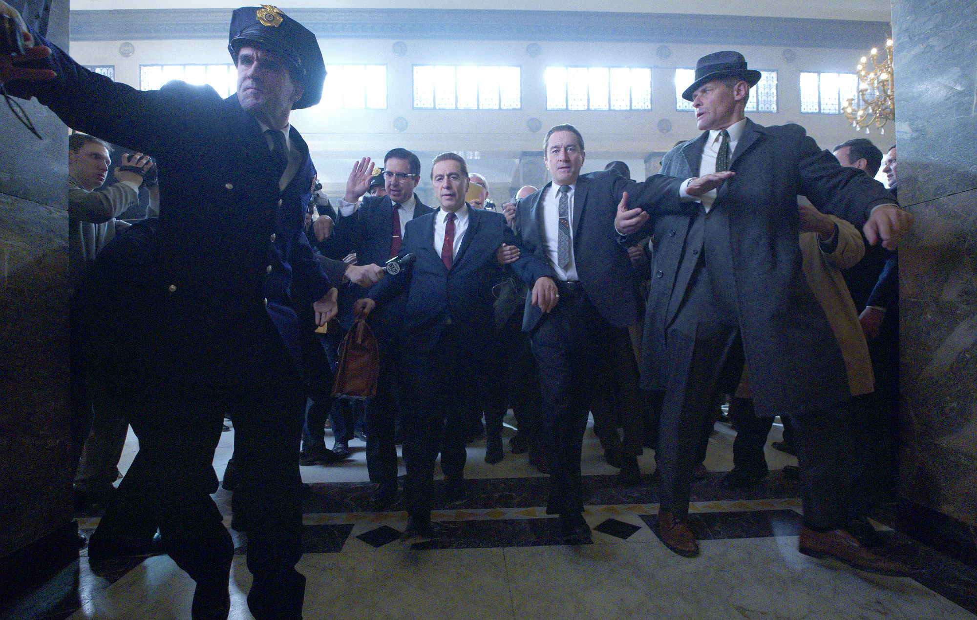The Irishman Release Date Trailer Cast Plot And More Details