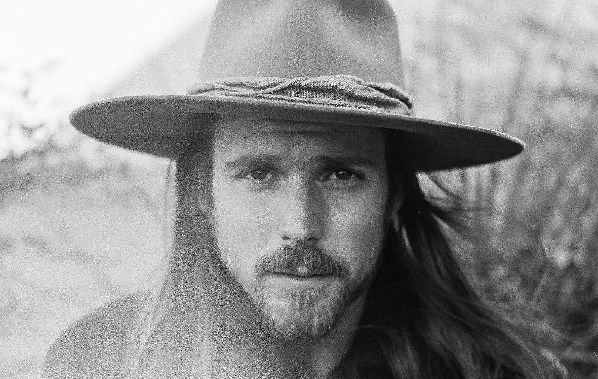 Lukas Nelson of his band Lukas Nelson & Promise of the Real
