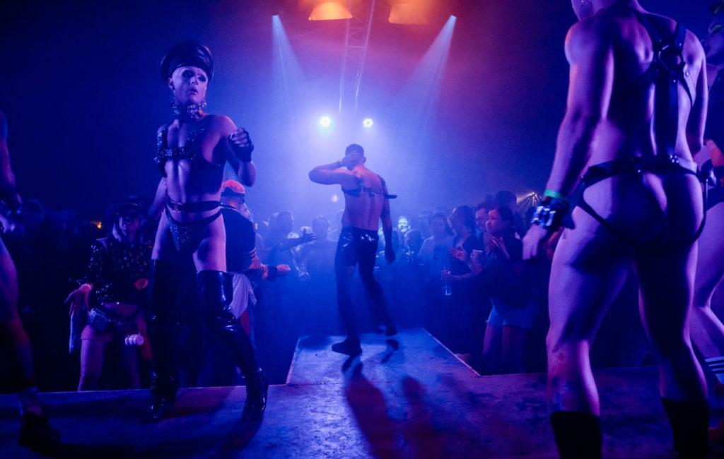 Manhattan gay club