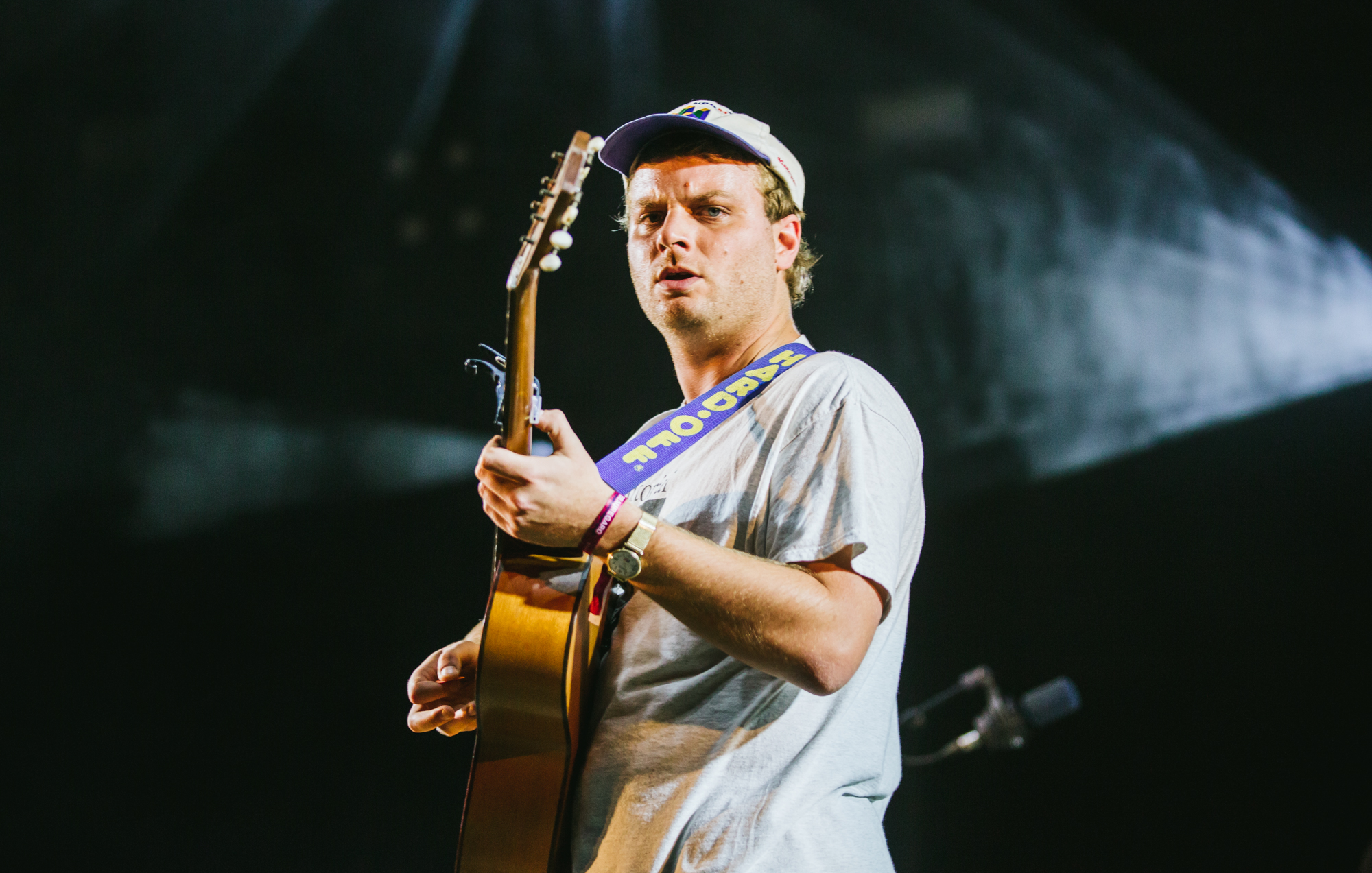 Mac DeMarco at Festival Beauregard 2019