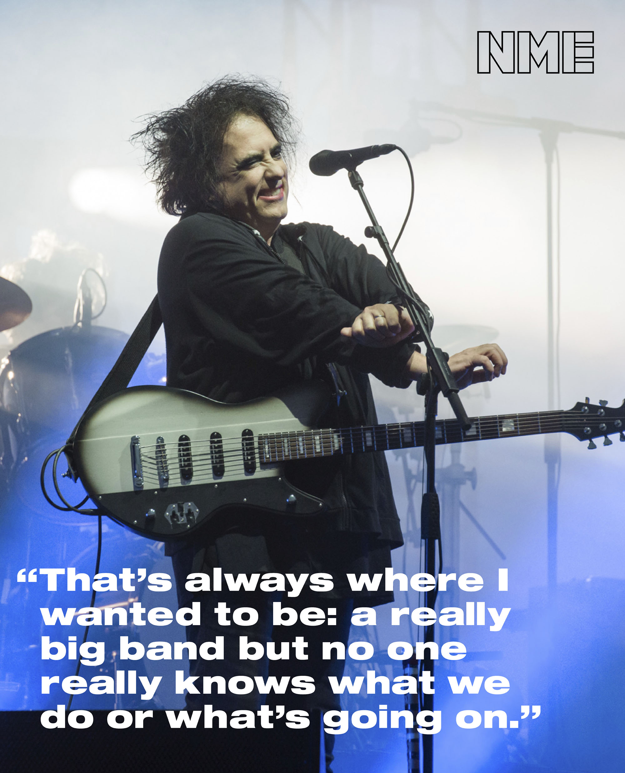 The Cure NME