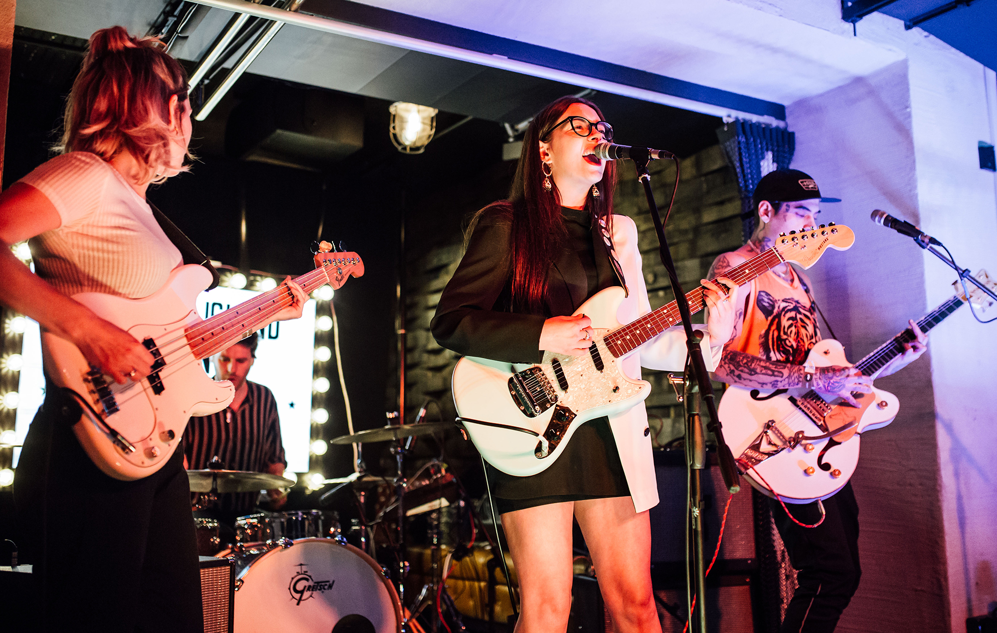 Goose Island Presents NME Radar Sessions: Zuzu and Swimming Girls