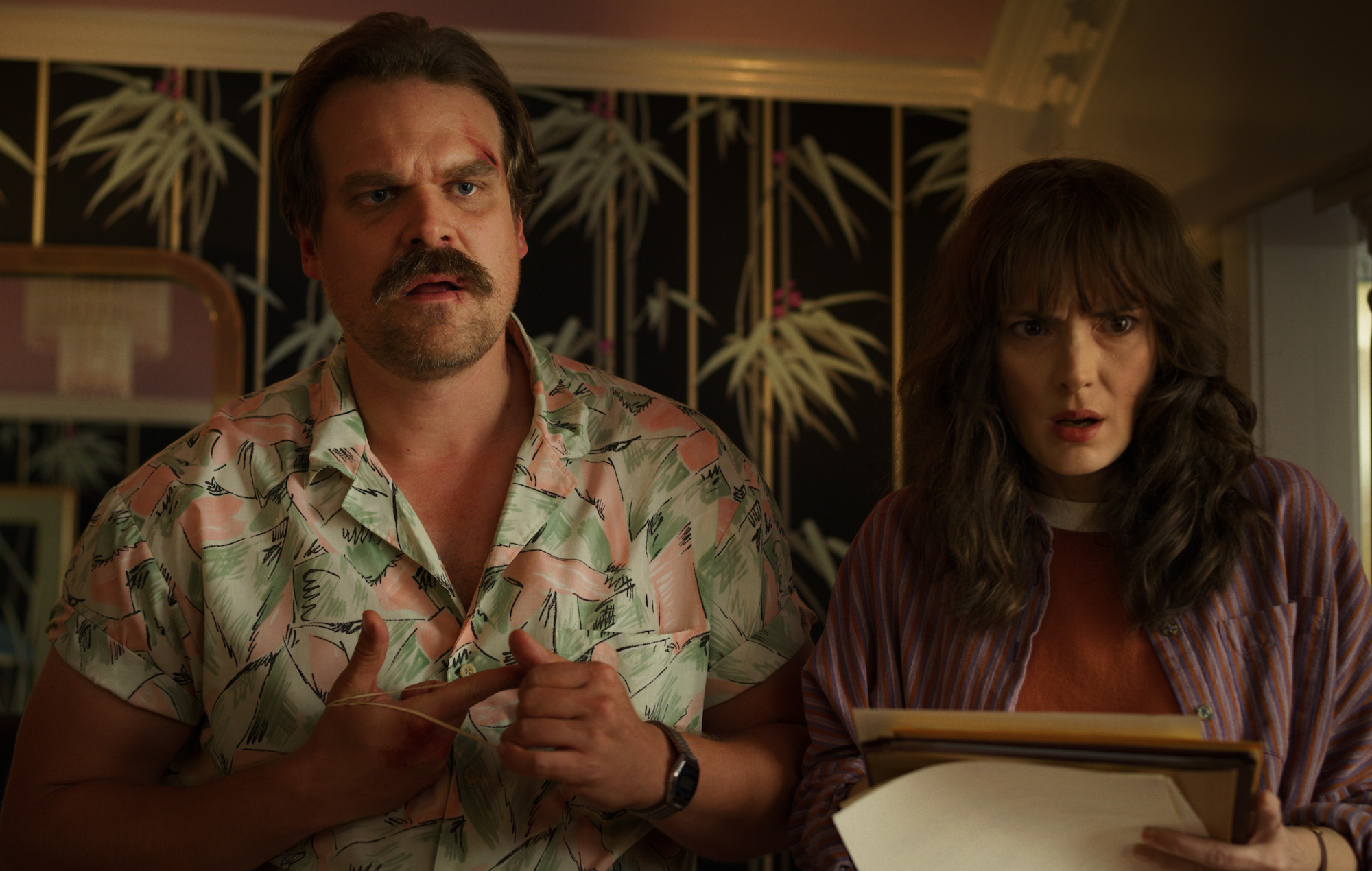 Creators of 'Stranger Things 3' may have revealed Jim Hopper's fate