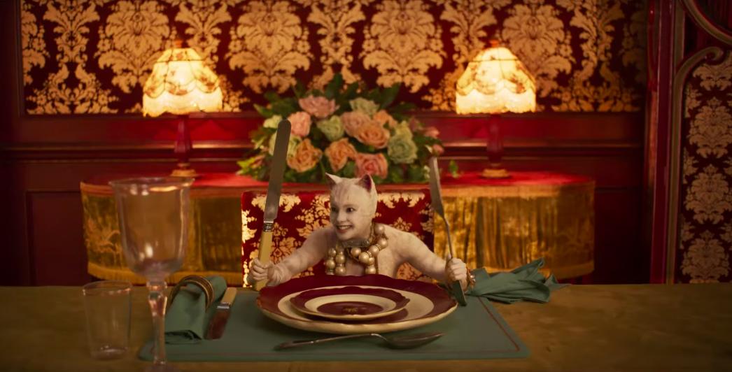 'Cats' producers defend the trailers against 'vociferous' critics