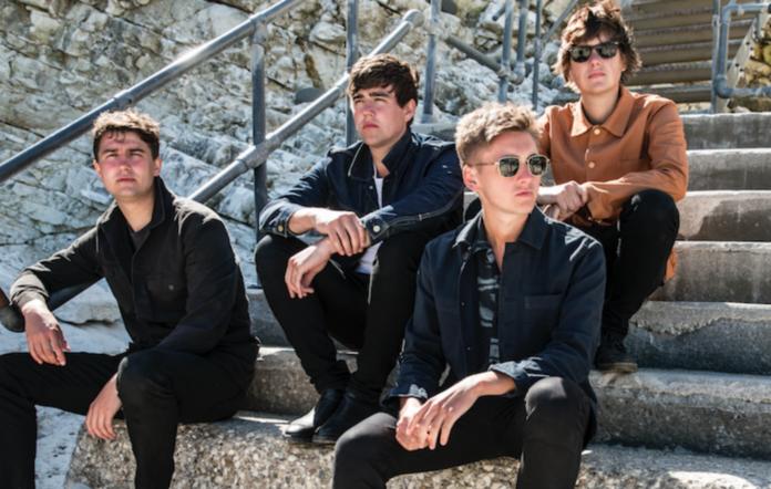 The Sherlocks; new single