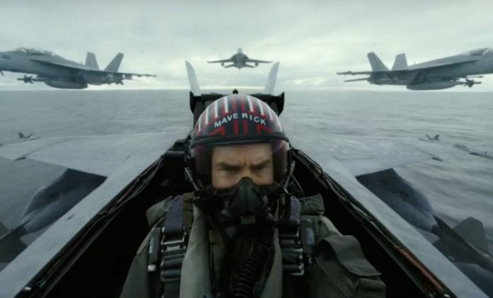 Tom Cruise; Top Gun