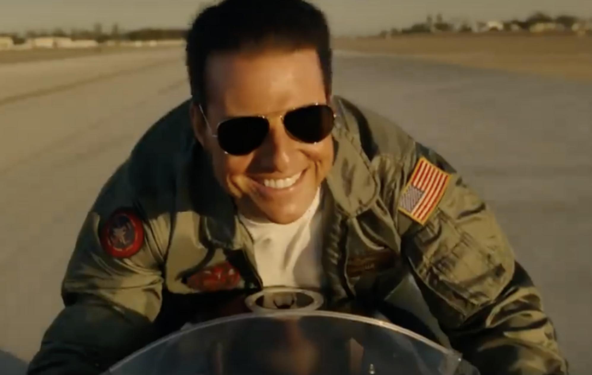 Top Gun; Tom Cruise