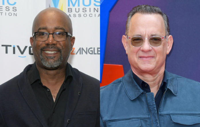 Darius Rucker Tom Hanks