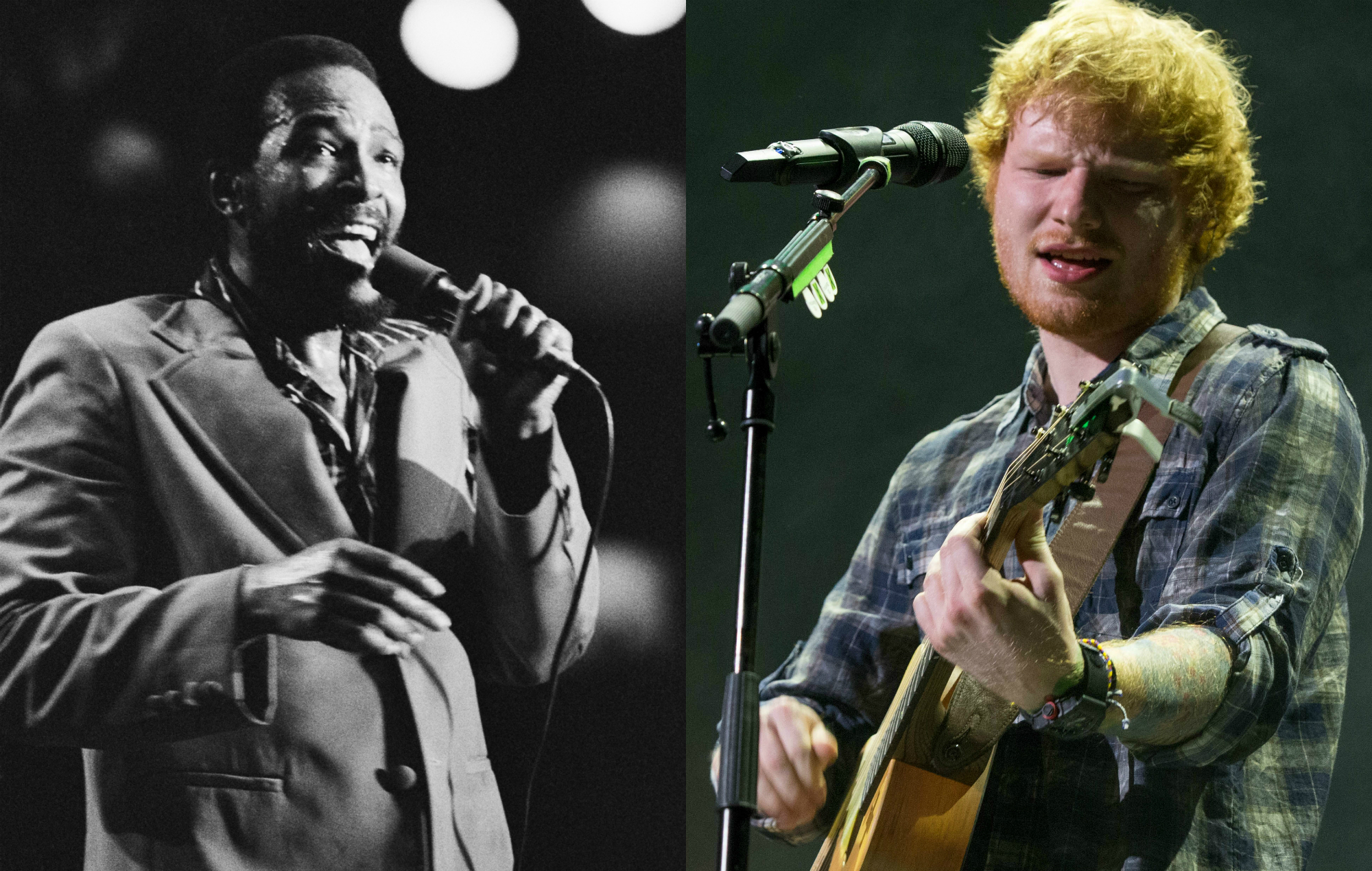 Marvin Gaye/ Ed Sheeran