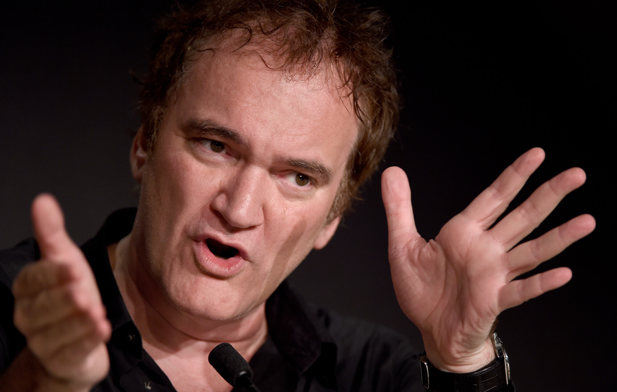 "Quentin Tarantino says 'Kill Bill Vol. 3' is ""definitely on the cards"""
