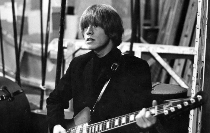 Brian Jones Rolling Stones guitarist murder