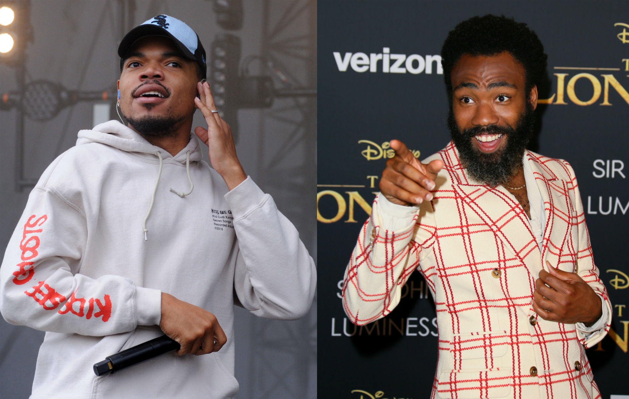 Chance The Rapper / Donald Glover