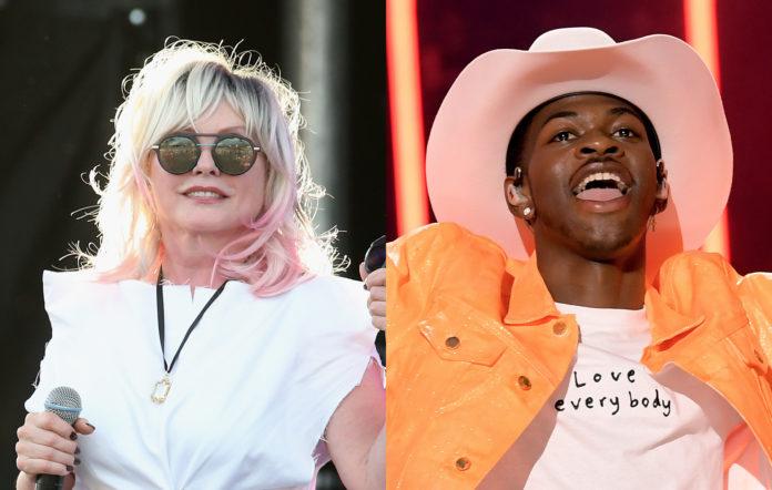 Debbie Harry of Blondie covers Old Town Road by Lil Nas X