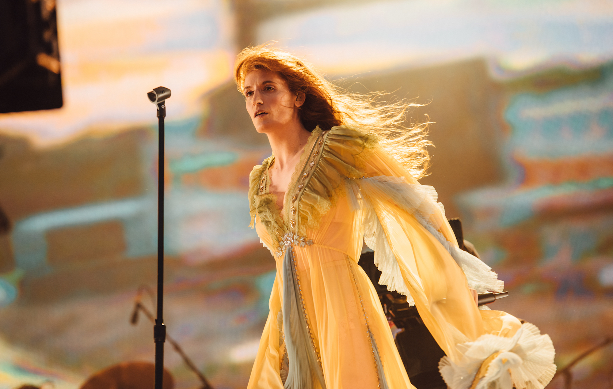 Florence + The Machine at BST Hyde Park 2019