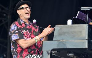 Jeff Goldblum new album Glastonbury