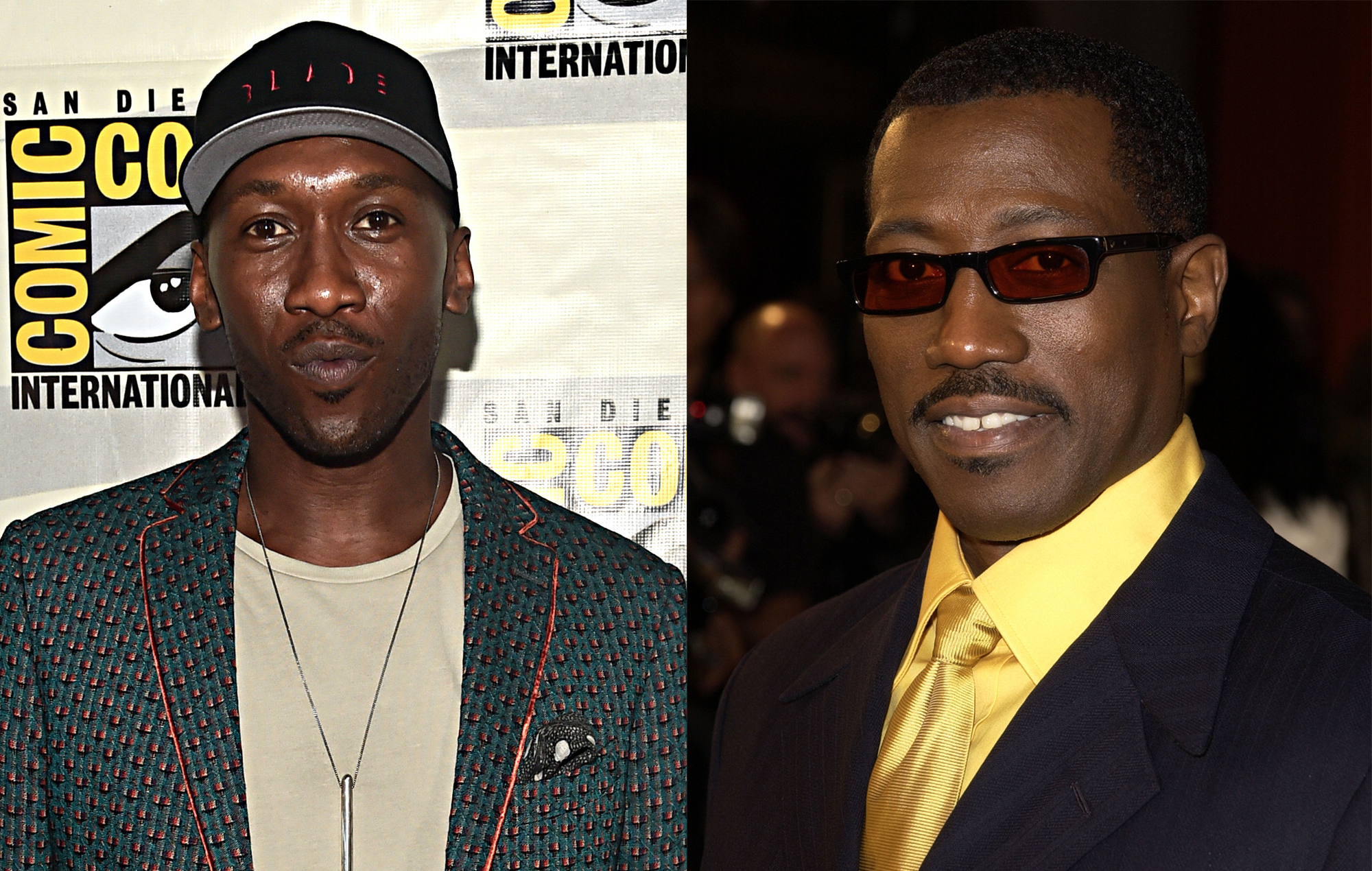 Wesley Snipes Responds To Mahershala Ali S Casting In Blade Reboot Imitation Is The Best Form Of Flattery