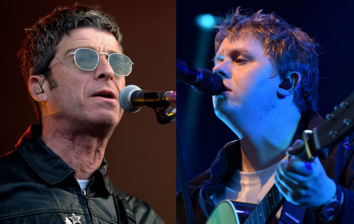 Noel Gallagher / Lewis Capaldi