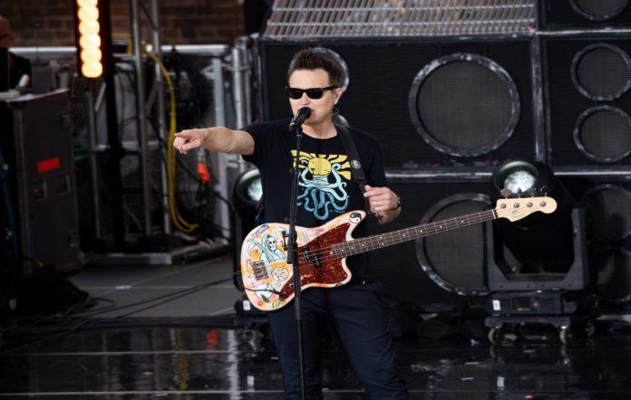 Mark Hoppus of Blink-182