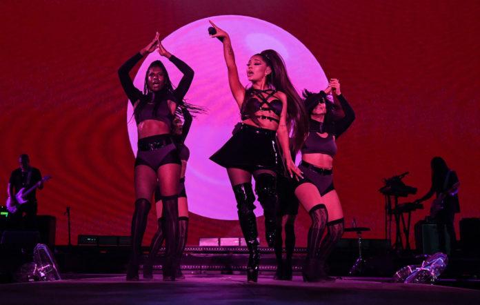 som Ariana Grande dating nu