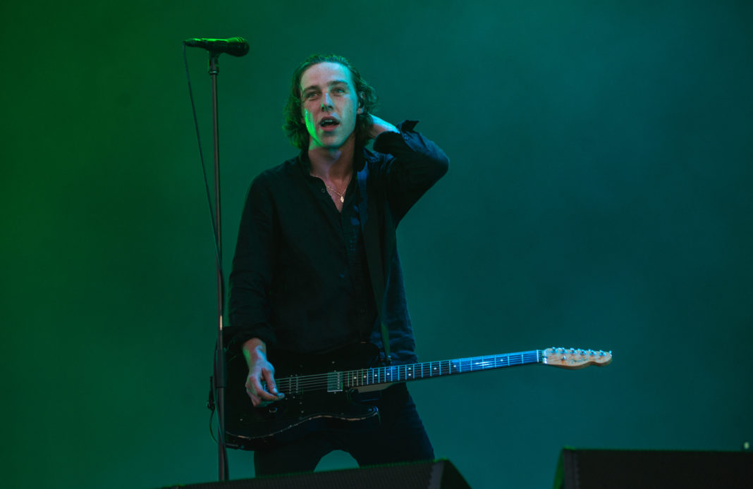 Catfish and the Bottlemen at Sziget 2019