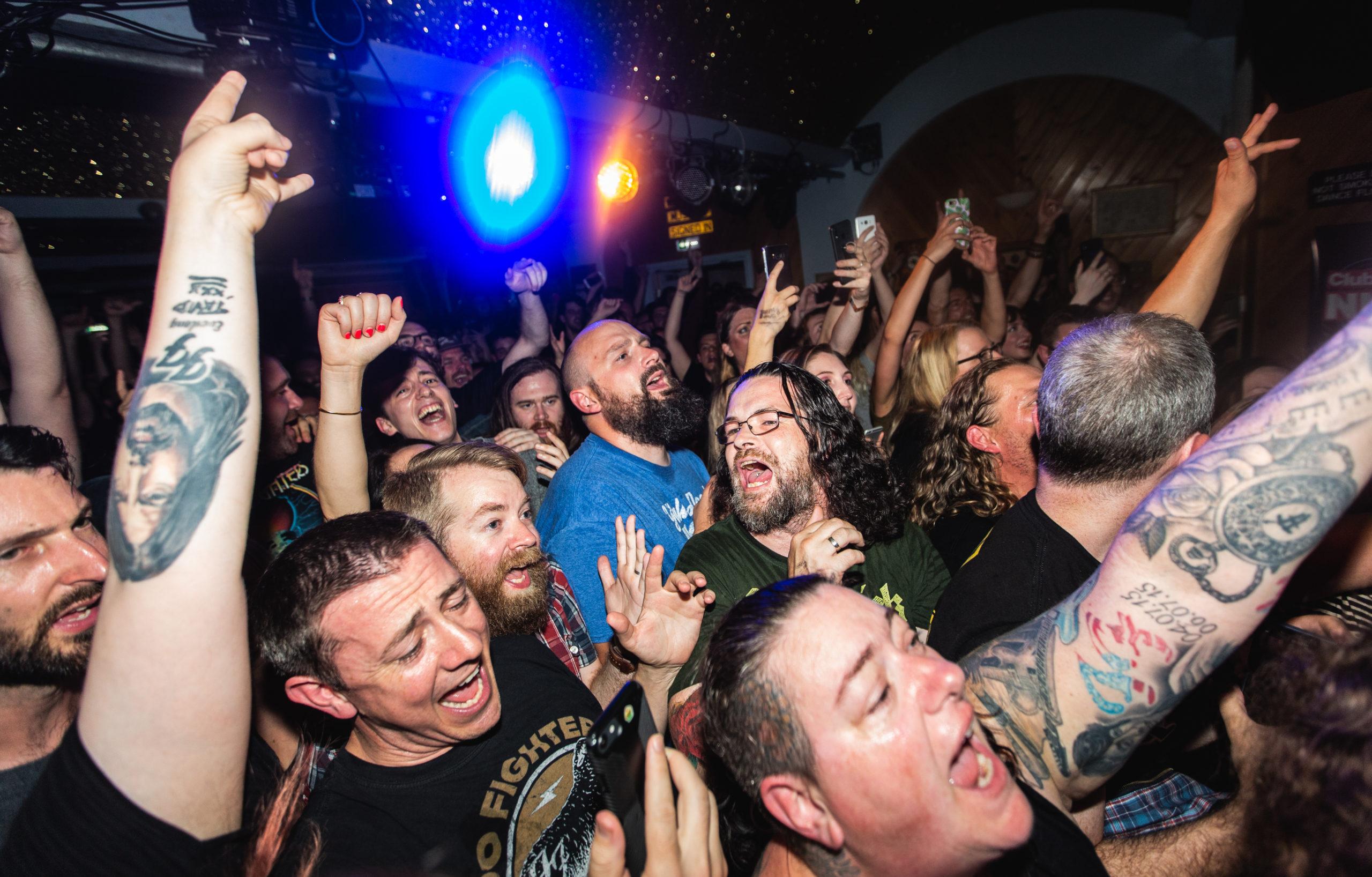 Club NME at Moth Club