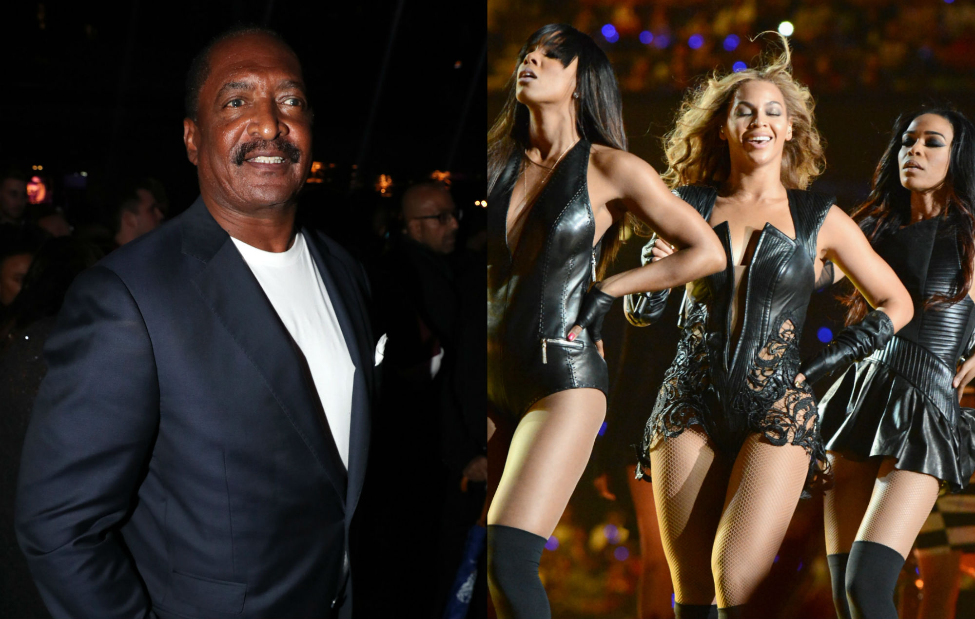 Mathew Knowles thinks a Destiny's Child reunion is three years away