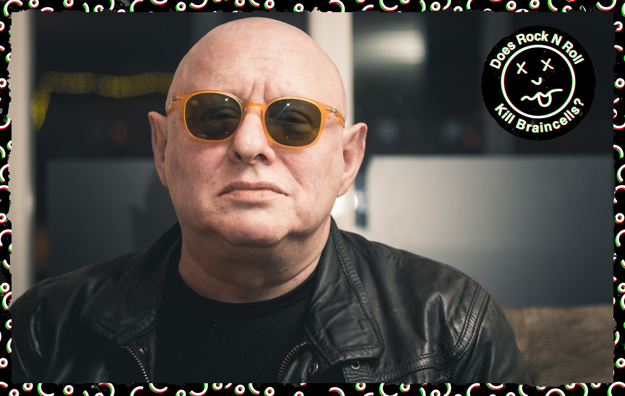 Does Rock 'N' Roll Kill Braincells?! Shaun Ryder NME